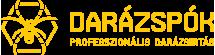 Darázspók – Professzionális darázsirtás Logo